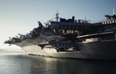 Naval Tanker